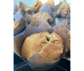 Baking Kit, Oreo Muffins Bottle Mix. Cookies and Cream Muffins.