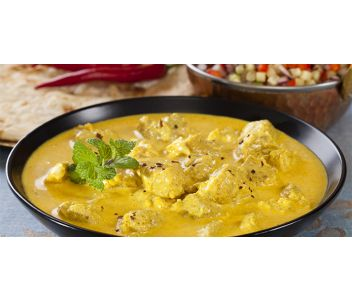 Coconut, Rose & Almond Gourmet Curry