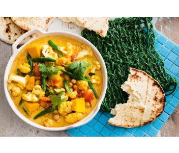 Coconut, Lemongrass & Kaffir Lime Curry