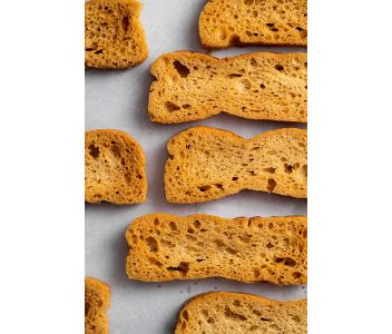 Sharing ( or not ) pack - gluten free snacks - Crostini, Biscotti and more....