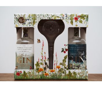 Duo Of Gins & Speakeasy RVG Glass Gift Set
