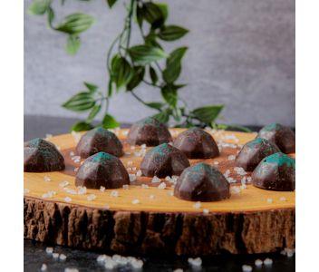 Vegan Box of 9 Chocolate Bonbons