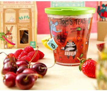 Cherry Pie - children's fruit tea