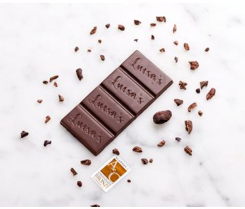 72% Single Origin Award-Winning Bean-to-Bar Dark Chocolate Bundle