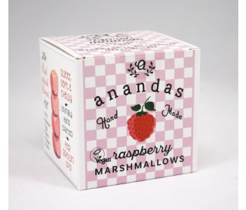 Ananda's Raspberry Marshmallows 80g