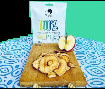 100% Air Dried Apples