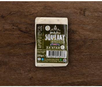 Squeaky Cheese Za'atar
