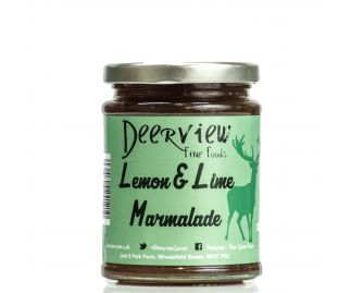 Lemon & Lime Marmalade