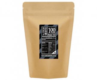 1kg 100% Dark Chocolate (Belgian Style)