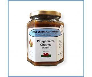 Ploughman's Chutney