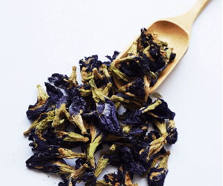 100g Blue Tea Flower – Blue Butterfly Pea Flower - Colour Changing Tea