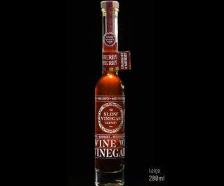 Strawberry & Raspberry Wine Vinegar