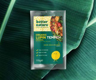 Organic Lupin Tempeh
