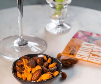 Smoky Beast Almonds & Peanuts (3 x 80g)