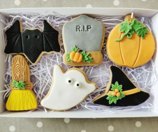 Biscuits - Halloween Box - PRE ORDER BOX
