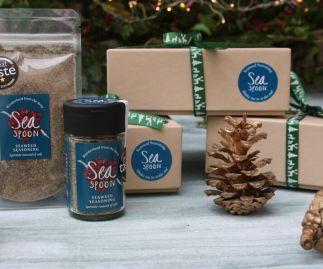 Christmas Seaweed Seasoning Box