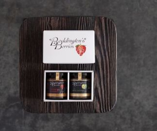 Gift Pack - 2 x 227g Strawberry Conserve & Apple Chutney