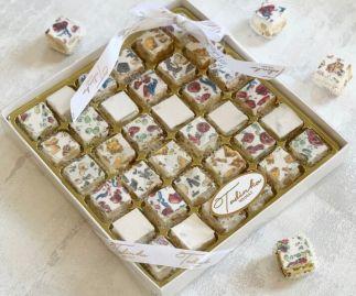 Tadinka Nougat deluxe gift box (36 piece)