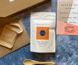 Kenyan tea letterbox friendly hamper
