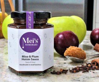 Miso & Plum Hoisin Sauce                Gluten Free