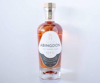 Port Barrel-Aged Gin