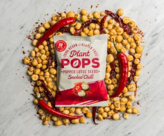 Plant Pops - Popped Lotus Seeds: Smoked Chilli