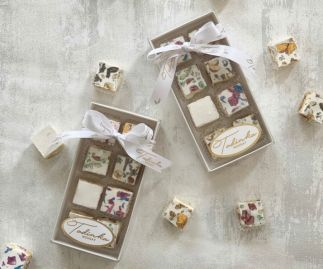 Tadinka Nougat assorted gift box (8 pieces)