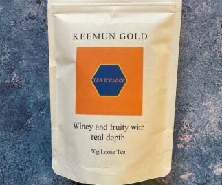 Tea o'clock - Keemun Gold tea - 50g Loose leaf