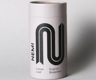 Loose-Leaf English Breakfast Tea (125g)