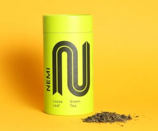 Loose-Leaf Green Tea (125g)