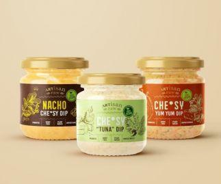 Artisan Raw 100% Organic Vegan Dips