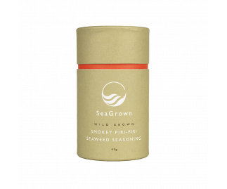 SeaGrown Smokey Piri-Piri Seaweed Seasoning
