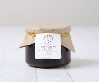 Buckwheat Blossom Honey 0.4 Kg