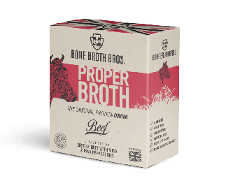 Bone Broth Bros - Beef with Miso & Pink Peppercorn