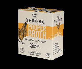 Bone Broth Bros - British Chicken With Lemon & Thyme