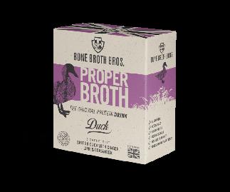 Bone Broth Bros - British Duck With Ginger, Lime & Coriander