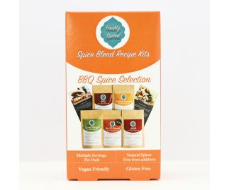 BBQ Spice Selection Gift Box