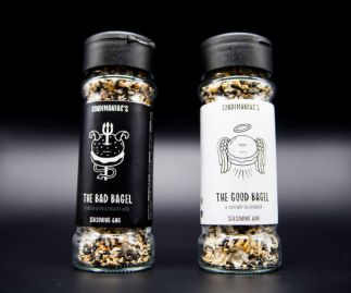 The Good & Bad Bagels - Everything Bagel Seasoning Set (120g)