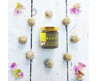 Banana Boost Organic Nut & Seed Butter