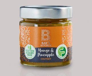 Bay's Kitchen Mango & Pineapple Chutney