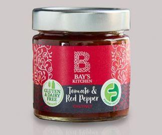 Bay's Kitchen Tomato & Red Pepper Chutney
