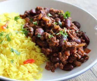 Beef & Black Bean Chilli Spice Kit 10 servings