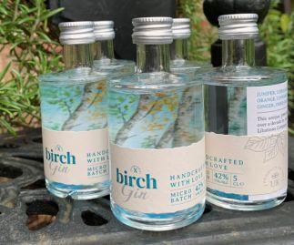 Birch Gin Miniatures
