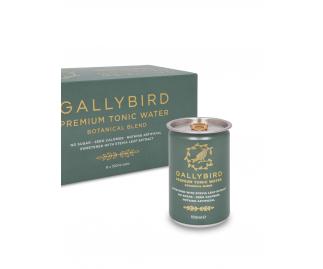 Gallybird Premium Tonic Water - Botanical Blend - 8x150ml