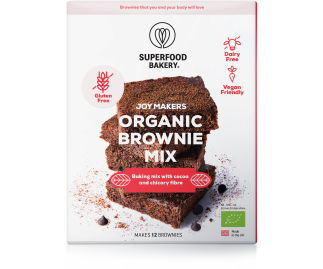 Joy Makers Organic Brownie Mix 287g