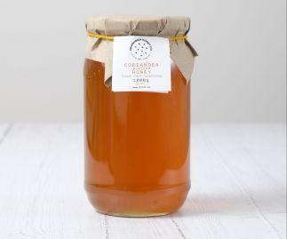 Coriander Blossom Honey 1 Kg