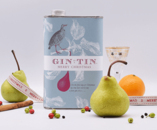 LIMITED EDITION, FESTIVE SPECIAL, PEAR GIN