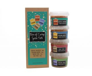 Curry Spice Pot Gift Set
