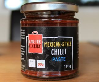 Mexican-style chilli paste