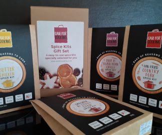 Gift Set Box of 4 Spice Kits